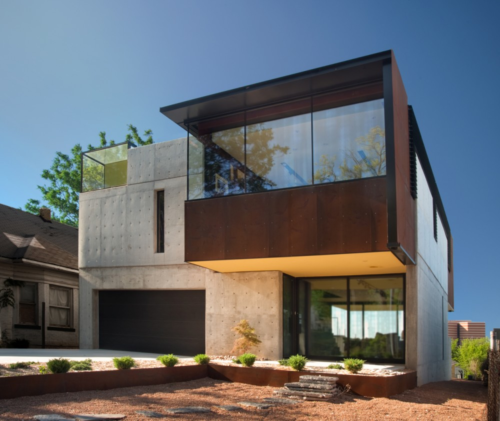 Oklahoma Case Study House / Fitzsimmons Architects