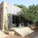 Gutman Visitor Center at the Jerusalem Bird Observatory / Weinstein Vaadia Architects (9) © Amir Balaban