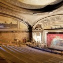 After the Final Curtain : Abandoned Theaters / Matt Lambros Loews Majestic Theater  Matt Lambros