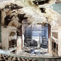 After the Final Curtain : Abandoned Theaters / Matt Lambros Paramount Theater Ohio  Matt Lambros