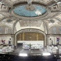 After the Final Curtain : Abandoned Theaters / Matt Lambros RKO Hamilton Theater  Matt Lambros