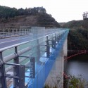 Glass Bridge / Hideki Yoshimatu + archipro architects (32) © archipro architects