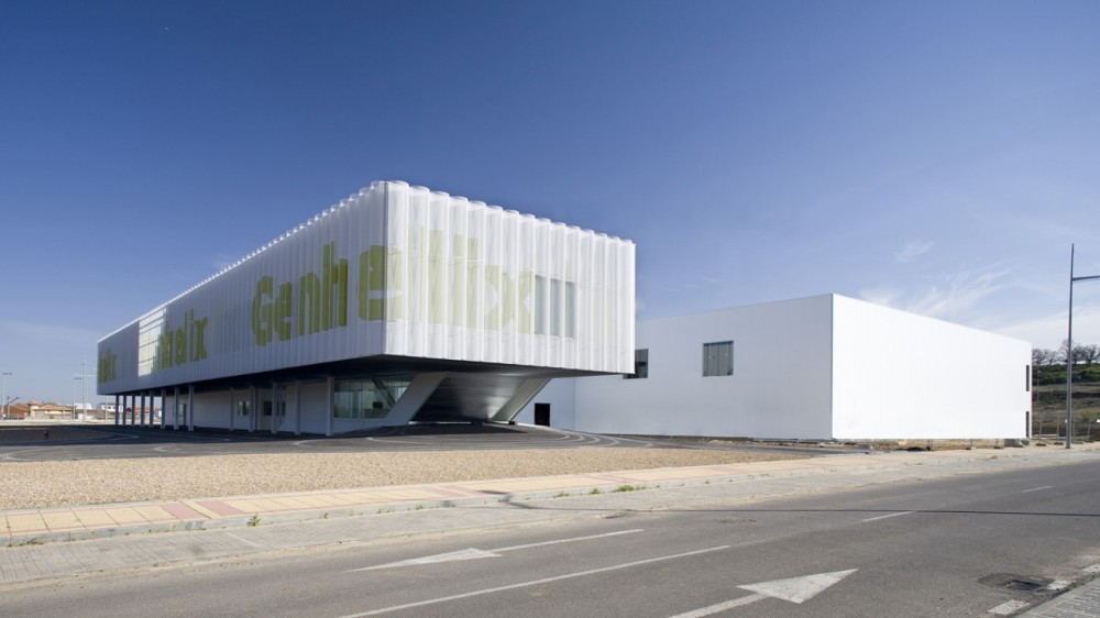 GH Genhelix Biopharmaceutical Facilities / estudioSIC