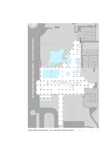 Tamina Thermal Baths Smolenicky Amp Partner Architecture