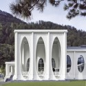 Tamina Thermal Baths / Smolenicky &amp; Partner Architecture (1) Roland Bernath