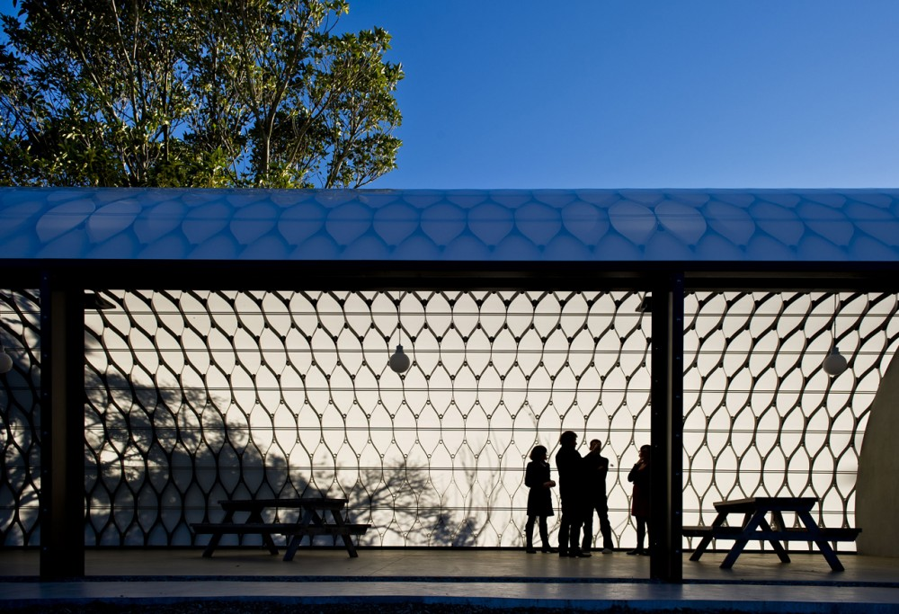 The Wellington Zoo Hub / Assembly Architects Limited