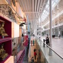 National Museum of Scotland / Gareth Hoskins Architects (8) © Andrew Lee