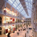 National Museum of Scotland / Gareth Hoskins Architects (5) © Andrew Lee