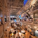 National Museum of Scotland / Gareth Hoskins Architects (2) © Andrew Lee