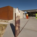 Line and Space AIA Firm of the year (2) Red Rock Canyon Visitor Center – © Robert Reck