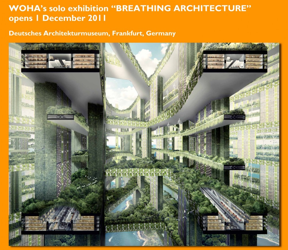 Breathing Architecture Exhibition