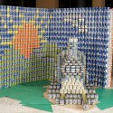 CANSTRUCTION® Exhibit in NYC (5) I Think I Can by MTA New York City