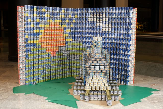 CANSTRUCTION® Exhibit in NYC
