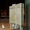 CANSTRUCTION® Exhibit in NYC (1) The Candard Hotel by DeSimone Consulting Engineers