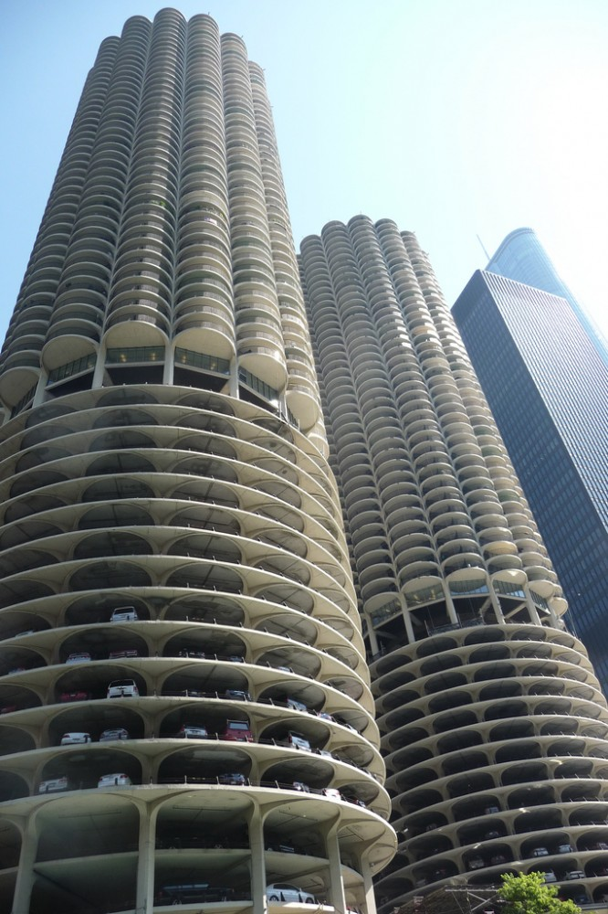 Architecture of Invention: A Bertrand Goldberg Retrospective at the Art Institute of Chicago