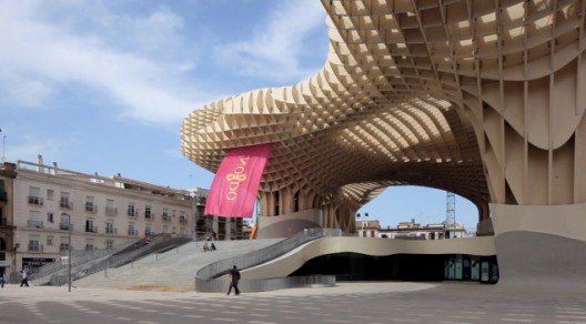 Video: Metropol Parasol / Jürgen Mayer Architects