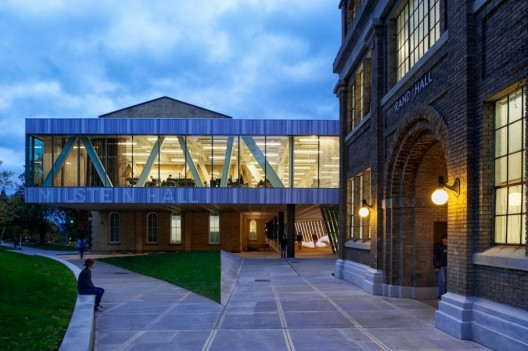 Architecture popular university