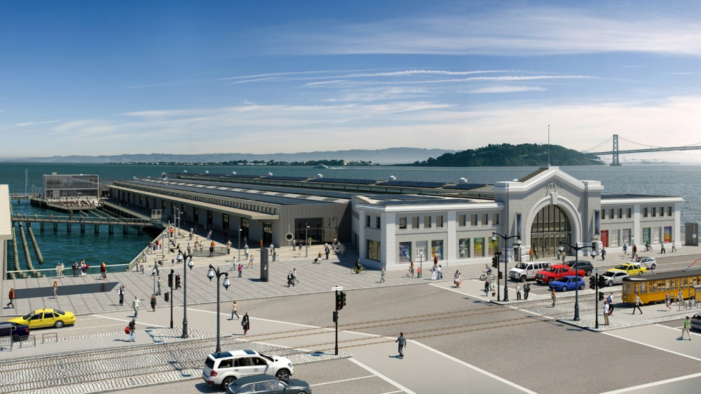 Exploratorium Relocation to Piers 15 &#038; 17 / GLS Landscape | Architecture with EHDD