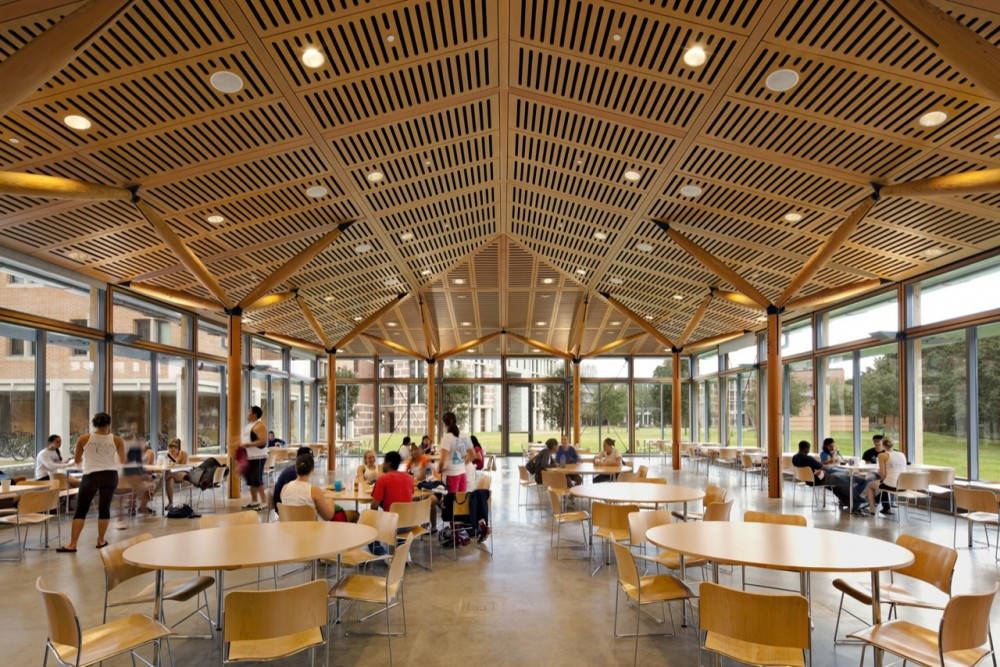 Duncan and McMurtry Colleges / Hopkins Architects with Hanbury Evans Wright Vlattas + Company