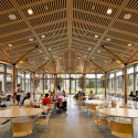 Duncan and McMurtry Colleges / Hopkins Architects (5) Robert Benson Photography