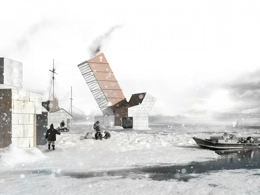 Arctic Food Network / Lateral Office