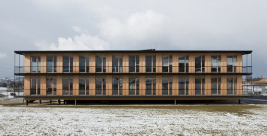 New administrative offices Mayr Melnhof - Kaufmann (Gold Medal 2011)