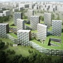 'Nine Dragon' Housing Complex (6) Courtesy of YKH_LAB