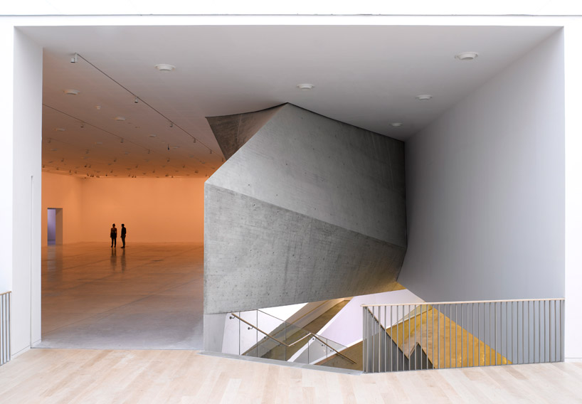 Update: Tel Aviv Museum of Art Amir Building / Preston Scott Cohen