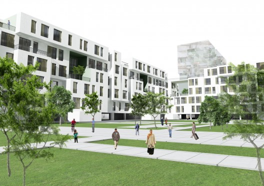 Mehrshahr Residential Complex Proposal / ContemporARchitectURban ...