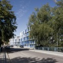 CHL Social Housing / O-S Architectes © Luc Boegly