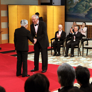 Praemium Imperiale Art Awards 2011 Ceremony
