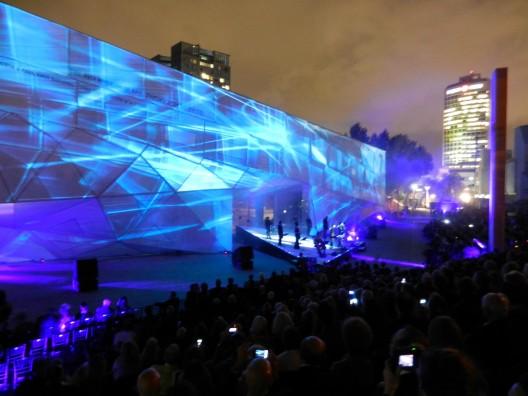 Tel Aviv Update: Update: Tel Aviv Museum Of Art Amir Building / Preston