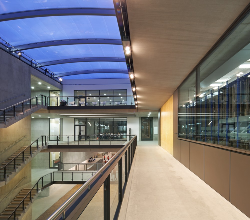 New Campus for University of the Arts London / Stanton Williams
