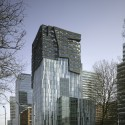 Erick van Egeraat Office Tower / Erick van Egeraat (2) © Christian Richters
