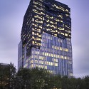 Erick van Egeraat Office Tower / Erick van Egeraat (1) © Christian Richters