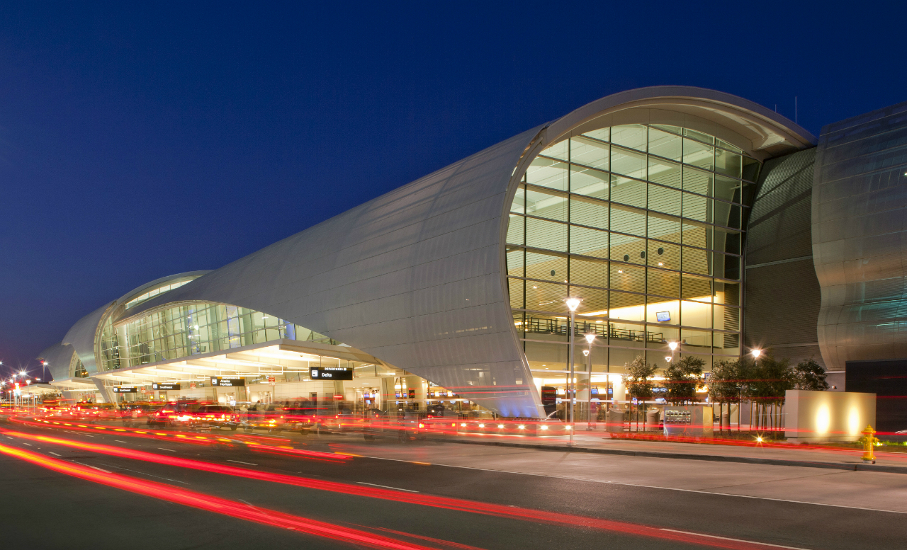california jose airport