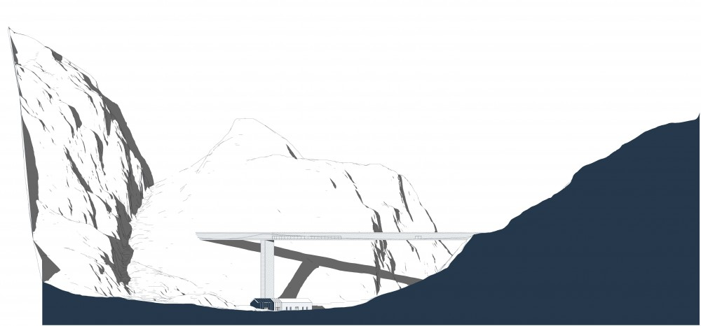 Jøssingfjord Competition Proposal / Imago
