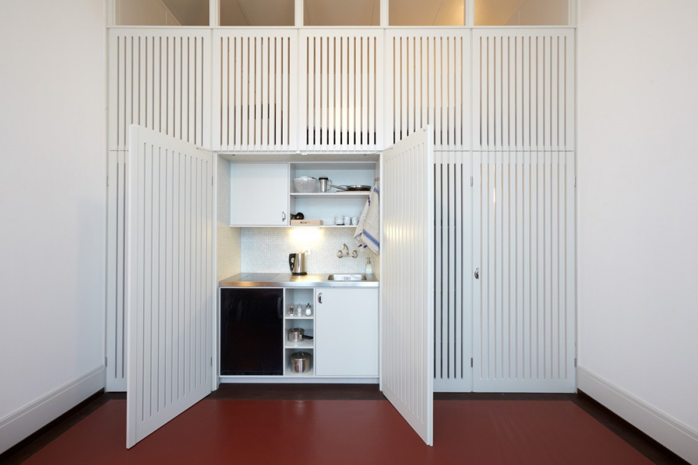 Musicians' Apartment House / Buol & Zünd Architekten
