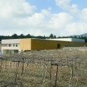Galil Mountain Winery / Weinstein Vaadia Architects © Amit Geron