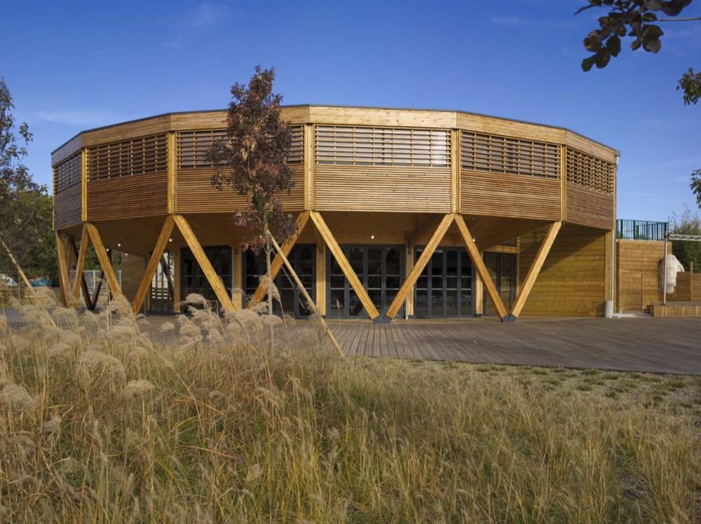 Architecture photography domaine de la rive nadau for Domaine architecture