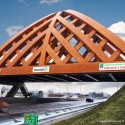 Sneek Bridge / Achterbosch Architectuur with Onix (7) © Courtesy of Achterbosch Architectuur and Onix