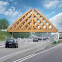 Sneek Bridge / Achterbosch Architectuur with Onix (6) © Courtesy of Achterbosch Architectuur and Onix