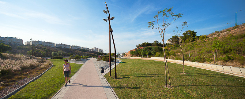 Flashback: Torreblanca Park / Carme Pinos