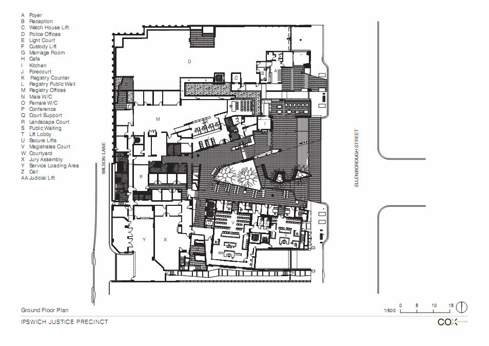 Architecture Photography Ground Floor Plan 184791