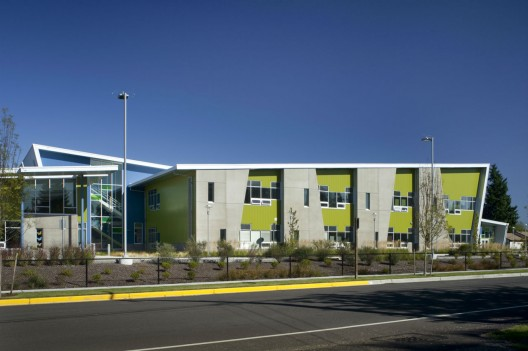 Mcmicken Elementary School Tcf Architecture Archdaily