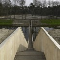 Moses Bridge / RO&AD Architecten (11) Courtesy of RO&AD Architecten