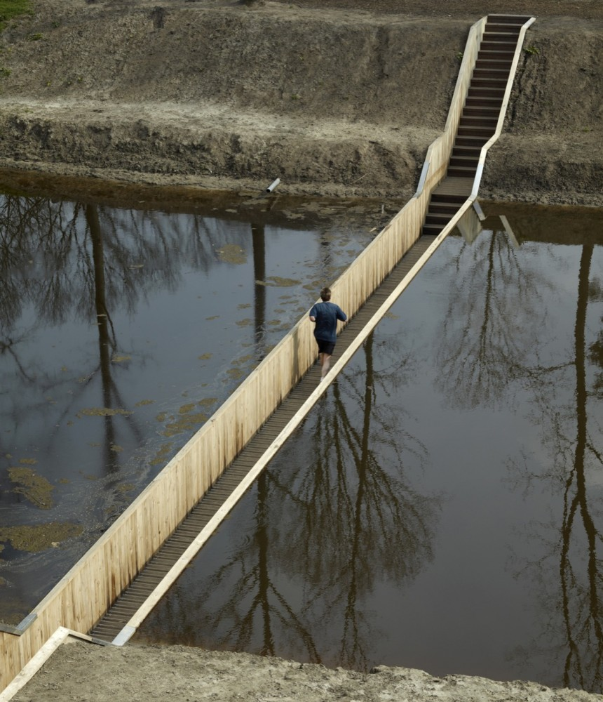 Moses Bridge / RO&AD Architecten