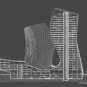 Nangjing Jianning Highrise Complex Proposal (10) sections