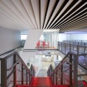 Ropemaker / Clive Wilkinson Architects Courtesy of Clive Wilkinson Architects