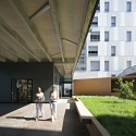 P10 Mixed Use Building / Studio Up (9) © Robert Leš